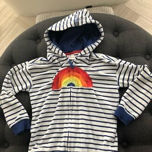 Hanna Anderson sweatshirt size 130